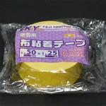 FKY布テープ (黄) 50×25