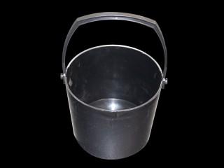 PPさげ缶 黒